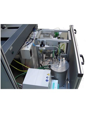 Beschichtungsanlage TUA-200Expert Technik