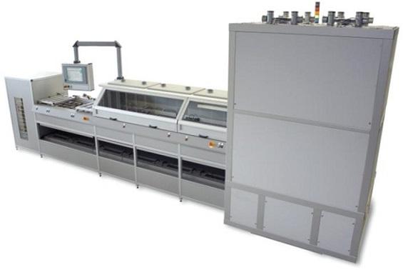 Beschichtungsanlage TUA-100