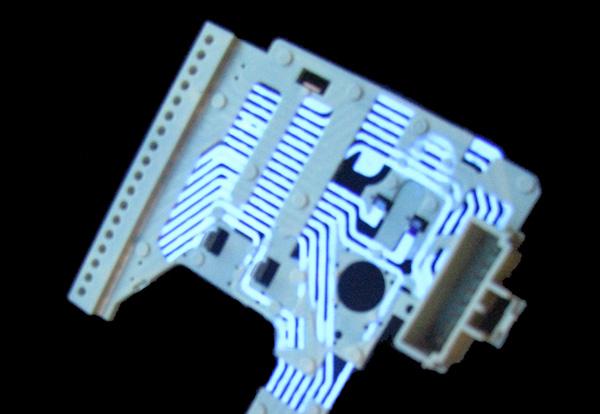 Beschichtung Lackierung Elektronik Bauteil