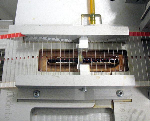 Sondermaschinenbau Lackieranlage